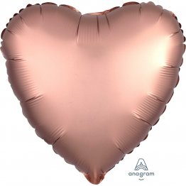 balon-folie-inima-rose-copper-satin-platinum-43-cm