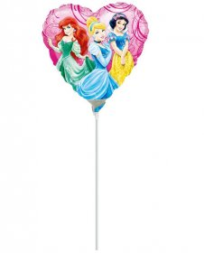 Balon mini folie princess