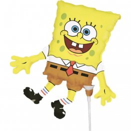 Balon mini figurina SpongeBob