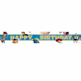 Banner decorativ petrecere Toy Story