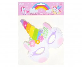 Set 6 masti party Rainbow Unicorn