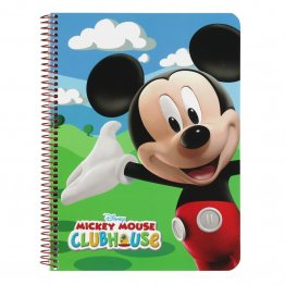 Caiet A5 Mickey