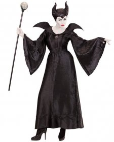 Costum carnaval femei Maleficent