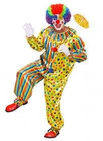 Costum clown adulti Toto