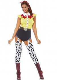 Costum cowgirl Giddy Up