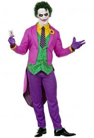 Costum carnaval Joker Halloween