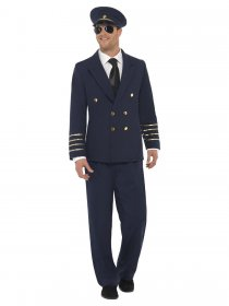 Costum pilot capitan avion