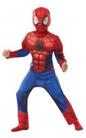Costum Spiderman copii