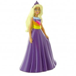 Figurina Comansi - Barbie-Barbie Fantasy Purple Dress