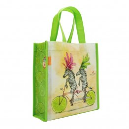 Fruity Scooty Geanta shopping mica Zebras