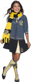 Fular Harry Potter Hufflepuffs Premium