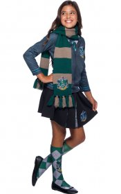 Fular Harry Potter Slytherine Premium