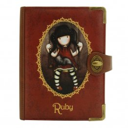 Gorjuss Chronicles Geanta cu clips - Ruby