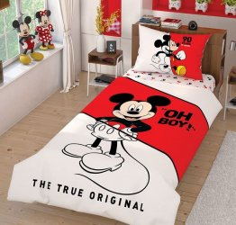 Lenjerie-de-pat-copii-Disney--Mickey-Mouse-Oh-Boy
