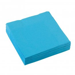 Set 20 servetele Blue caraibe 25 x 25 cm