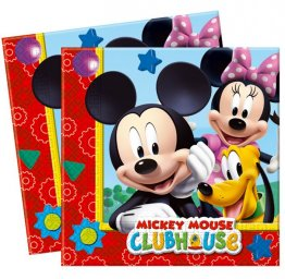 Servetele petrecere copii - Mickey Mouse Playful