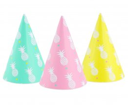 set-6-coifuri-party-ananas-tropical