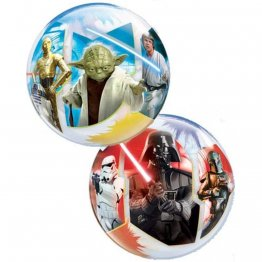 Set baloane Air Bubble Star Wars, Qualatex 22875