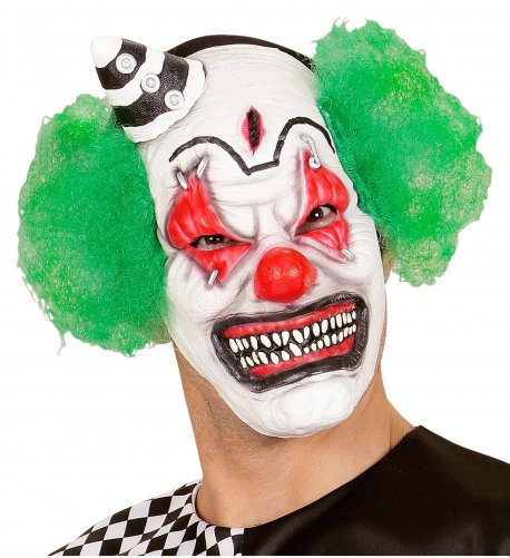 Masca Clown Diabolic