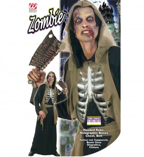 Costum Zombie Halloween Horror