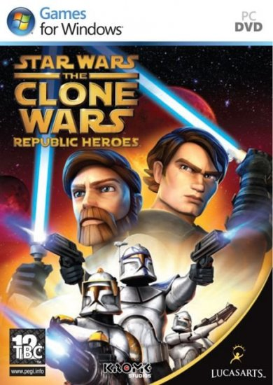 Joc Star Wars The Clone Wars Republic Heroes