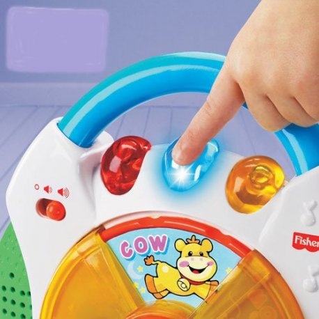 Fisher price-CD limba romana