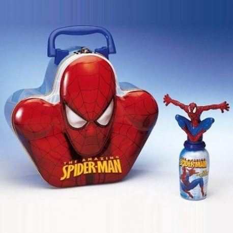 Cadouri copii Spiderman metalic