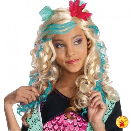 Peruca Monster High copii Lagoona