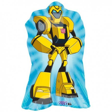 Balon-Transformers-bumble-bee