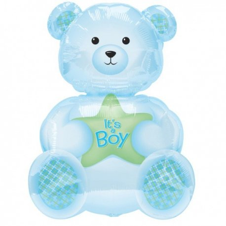 balon-botez-boy-bear-61cm