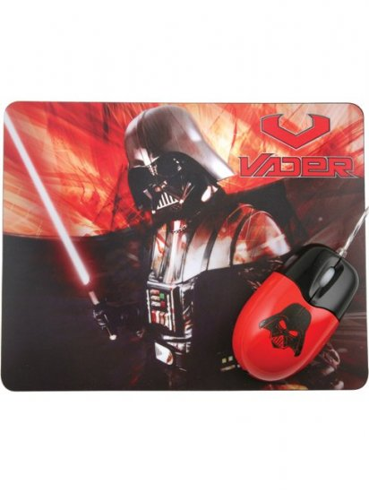 Set mouse si mouse pad Star Wars