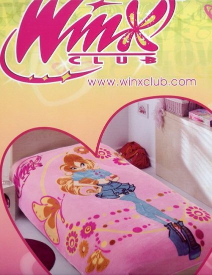 Patura copii Winx Club