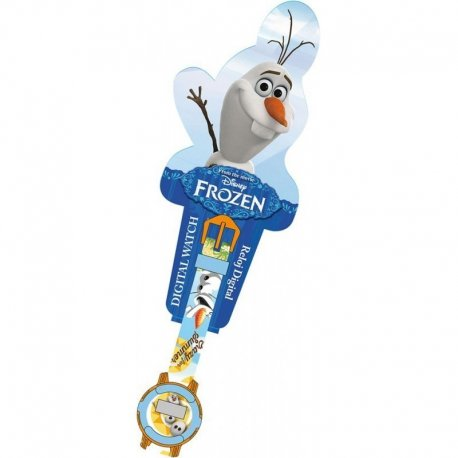 Ceas de mana digital frozen disney olaf