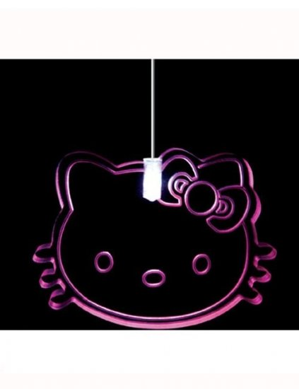 Lampa de veghe Hello Kitty