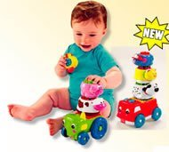 fisher-price-vehicol-cu-animale
