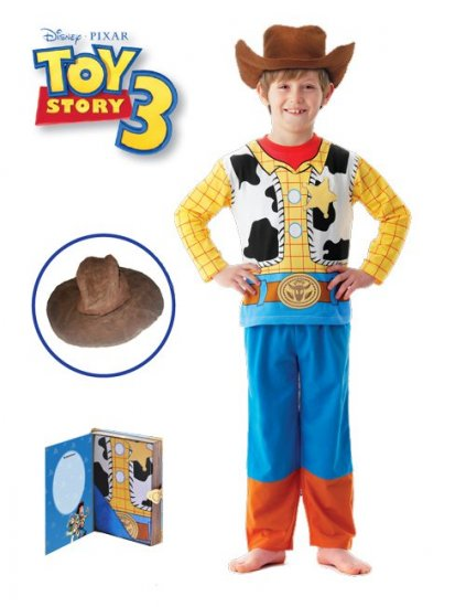 Pijama copii Disney Woody Playama