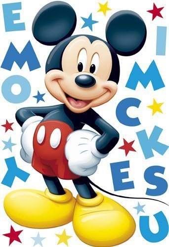 Maxi sticker Mickey Mouse