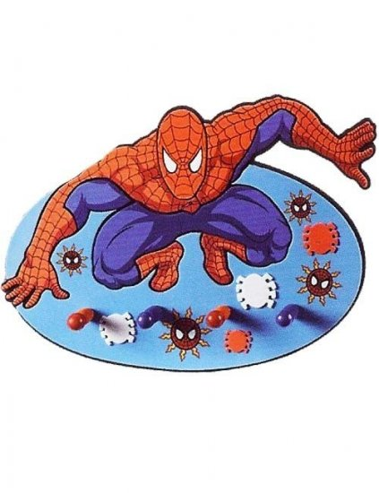 cuier-copii-spiderman