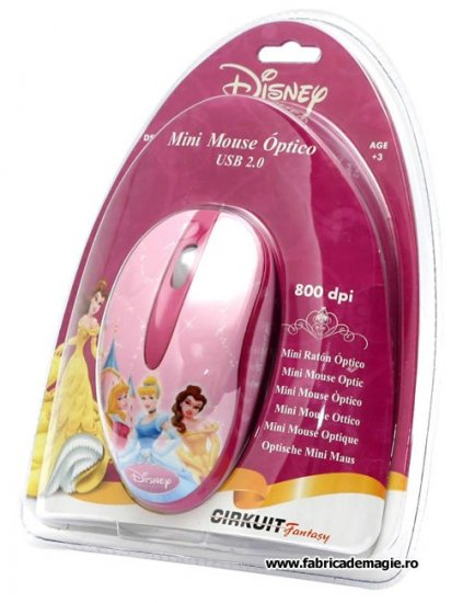 mouse-mini-princess-disney-quot-dsy-mm211-quot