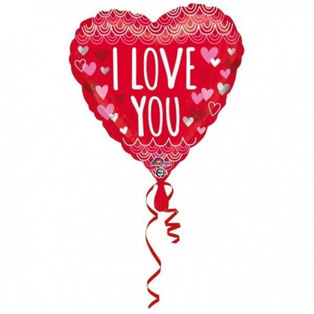 Balon-Folie-45-cm-Inima-I-Love-You-Hearts