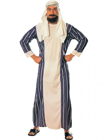 Costum seic arab
