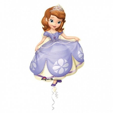 Balon folie figurina sofia the first