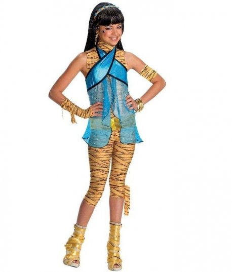 Costum-Monster-High-copii-Cleo-de-Nile