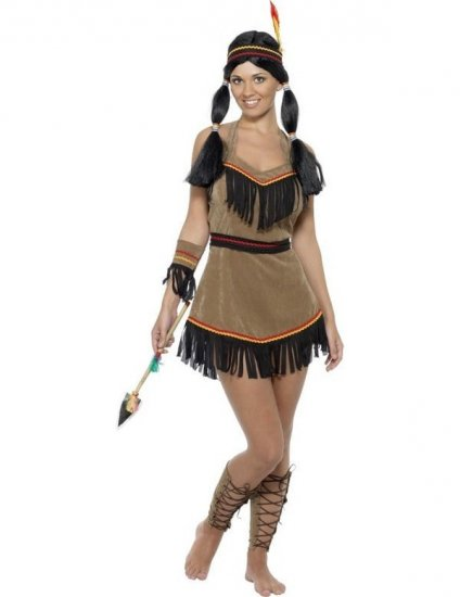 Costum-indian-dama-Tomahawk