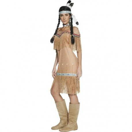 rochie indian halloween