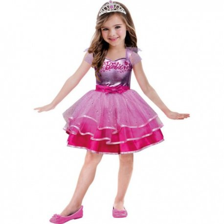 costum-printesa-Barbie-balerina