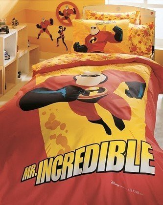 lenjerie-de-pat-copii-tac-the-incredibles