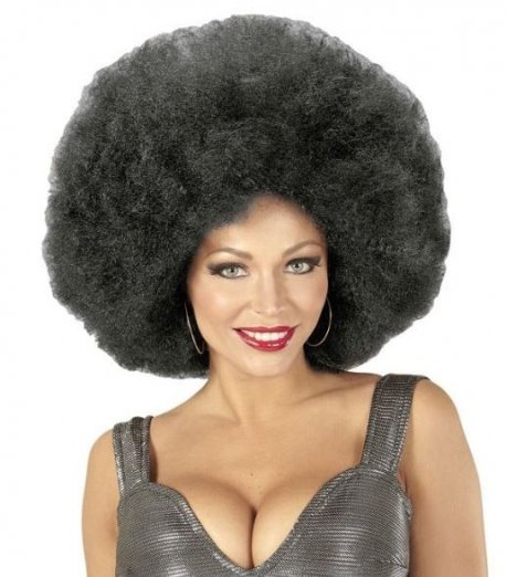 Peruca afro black lady