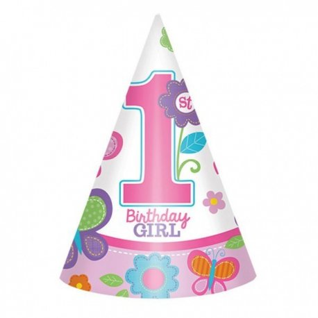 set-8-coifuri-1st-bithday-girl-party