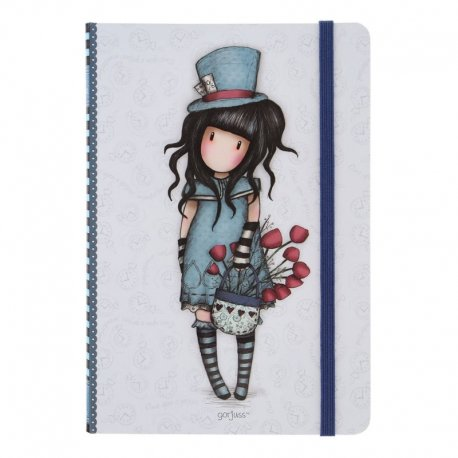 Agenda coperti tari Gorjuss The Hatter